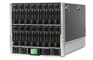 HP Proliant Bladesystem