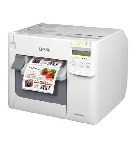 Epson TM C3500 - Drucker Farbig Tintenstrahldruck - 360 dpi