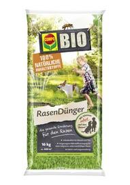 COMPO BIO Rasendünger, 16 kg für 400 qm