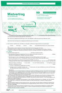 Mietvertrag Für Wohnungen : rnk verlag vordruck universal mietvertrag f r wohnungen ~ A.2002-acura-tl-radio.info Haus und Dekorationen