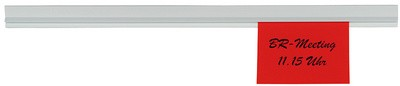 MAUL Wandklemmschiene, selbstklebend, (B)30 x (L)500 mm