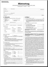 Sigel Vordruck Mietvertrag A4 4 Seitig Mv464 Edigitechde