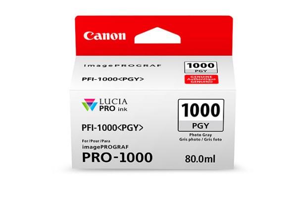 Canon PFI-1000 PGY 80ml Foto grau