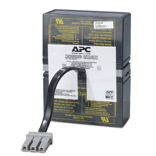APC Replacement Battery Cartridge #32 - Zubehör USV Batterie, USV-Akku