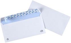 GPV Briefumschläge, C6, 114 x 162 mm, weiß, ohne Fenster