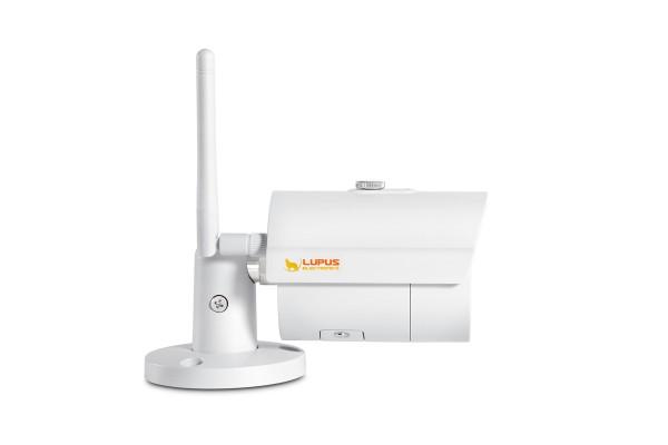 Lupus Electronics LE202 WLAN IP-Sicherheitskamera Outdoor Geschoss Weiß 2048 x 1536 Pixel