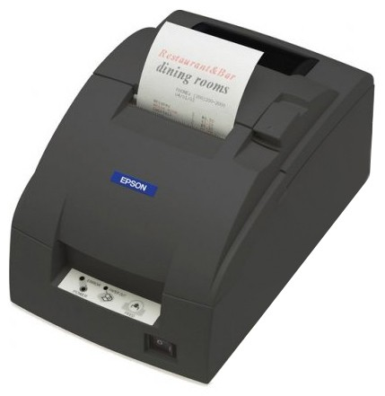 Epson TM C31C515052 - Drucker Farbig Nadel/Matrixdruck - 12 ppm