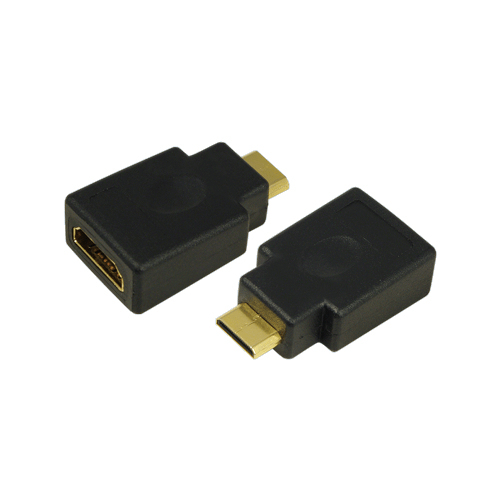 adapter hdmi mini hdmi hdmi kabel adapter g nstig kaufen. Black Bedroom Furniture Sets. Home Design Ideas