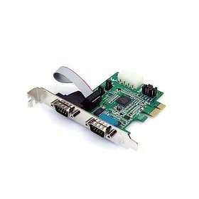 Fujitsu Serieller Adapter - Schnittstellenkarte - Seriell RS-232