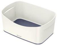 LEITZ Utensilienschale My Box, DIN A5, weiß/blau