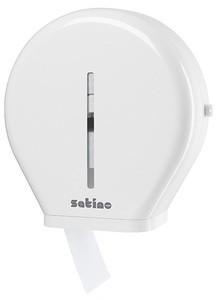 wepa Professional Großrollen-Toilettenpapier-Spender, klein