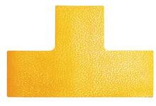 DURABLE Stellplatzmarkierung, Punkt, selbstklebend, gelb