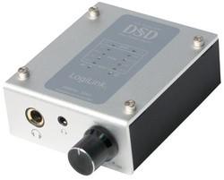 LogiLink USB auf DSD Audio Wandler, silber/schwarz