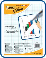 190 x 260 mm weiß blau BIC Weißwandtafel Velleda Maße: H B