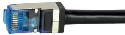 LogiLink Outdoor Patchkabel Kat 6A S//FTP 2,0 m schwarz