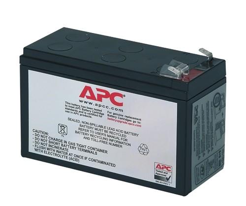 APC Replacement Battery Cartridge #48 - Zubehör USV Batterie, USV-Akku