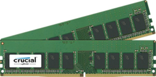 Crucial DDR4 - 2 x 16 GB