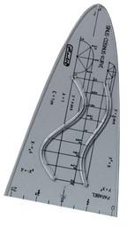 herlitz Einheitsparabel, transparent, Kunststoff