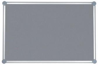 MAUL Textiltafel 2000, (B)1.000 x (H)1.500 mm, grau