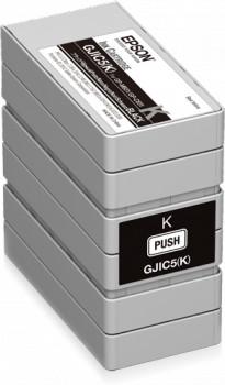 Epson GJIC5(K) - Tintenpatrone Original - Schwarz - 97,8 ml