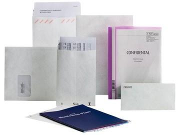 Tyvek Versandtaschen E4, ohne Fenster, 55 g/qm, Großpackung