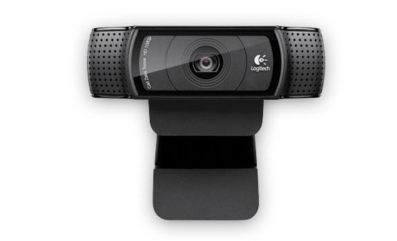 Logitech HD Pro Webcam C920 - Webcam - 15 MP