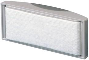 MAUL Tafelwischer mit Vlies-Spanneinrichtung, grau