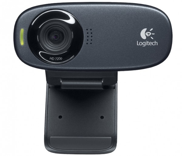 Logitech HD Webcam C310 - Webcam - 5 MP