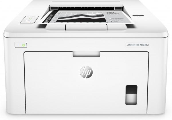HP LaserJet Pro M - Drucker