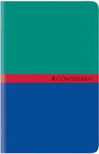 CONQUERANT SEPT Heft, 90 x 140 mm, kariert, 48 Blatt