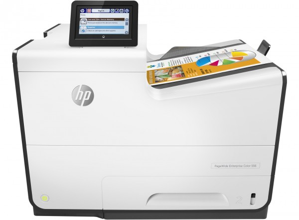 HP PageWide Enterprise Color 556dn - Drucker - Farbe G1W46A#B19