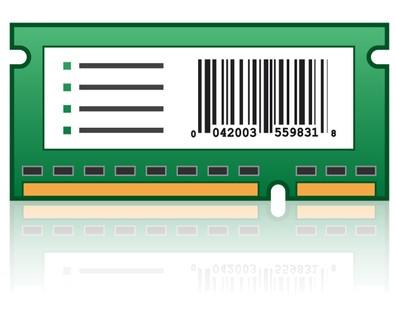 Lexmark DDR3 SO-DIMM - 2 GB DDR-3 204-Pin - non-ECC
