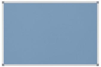 MAUL Textiltafel MAULstandard (B)900 x (H)600 mm, grau