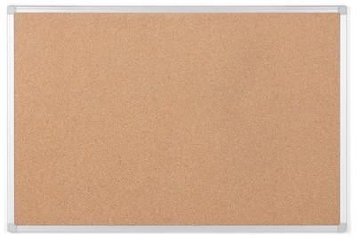 """Bi-Office Korktafel """"Earth"""", Aluminiumrahmen, 1.800x1.200 mm"""