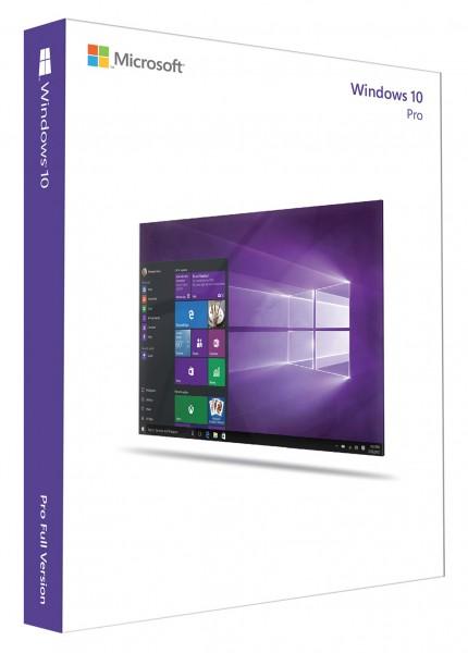 Microsoft Windows 10 Pro - Lizenz - 1 Lizenz