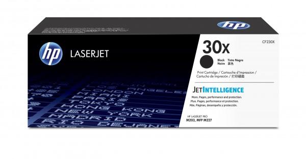 HP 30X - Tonereinheit Original - Schwarz - 3.500 Seiten