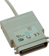 W&T Interface Konverter RS232 - Centronics, 5 KV isoliert