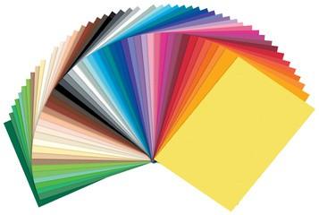 folia Fotokarton, (B)250 x (H)350 mm, 300 g/qm, sortiert