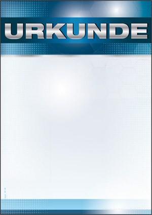 sigel Design-Papier, DIN A4, Motiv Urkunde Sport