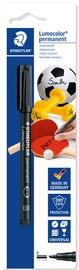 STAEDTLER Lumocolor Gerätemarker permanent, schwarz, Blister