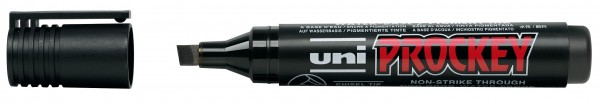 uni-ball Permanent-Marker PROCKEY (PM-126), schwarz