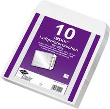 MAILmedia CD-Luftpolster-Versandtaschen, Typ CD, weiß, 14 g